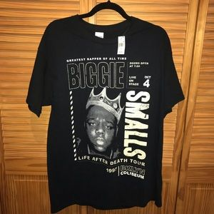 Biggie Smalls Life After Death Tour